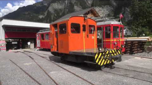 Embedded thumbnail for 1. Depotfest und Modellbahn-Expo in Elm am 11./12. September 2021